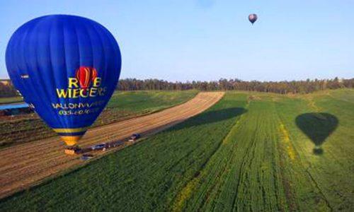 קופון טיסה בכדור פורח לגעת בשמיים בטיסת חוויה מרגשת מעל נופי הגלבוע והר תבור - 539 ₪ לאדם.