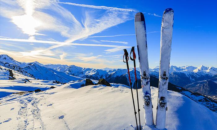 דילים משתלמים לחופשת סקי Let It Snow! חופשת סקי ב-Les Arcs, צרפת חבילה הכוללת טיסות, העברות, סקי פס, מלווה באתר ו-7 לילות במלון מומלץ, החל