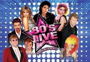 אייטיז לייב - להקת קרניבנד במופע מחווה אדיר לשנות ה-80 כרטיסים