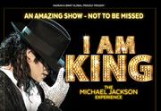 מייקל ג'קסון כרטיסים - I am the king כרטיסים
