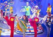 קסם של שבת - תיאטרון הקיבוץ - הדגל שלי כרטיסים