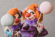 קסם של בובה - תערוכת מכירה של בובות עבודת יד כרטיסים