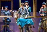 תיאטרון חיפה - הרפתקאות חמור שכולו תכלת כרטיסים