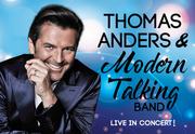 Thomas Anders and Modern Talking band - תומאס אנדרס ומודרן טוקינג באנד כרטיסים