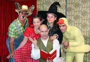 התיאטרון שלנו - רונן בארץ הסיפורים כרטיסים