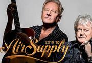 כרטיסים להקת Air Supply - איירספליי - Tour 2019